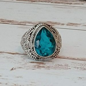 Jewelry - Blue Appetite Ring
